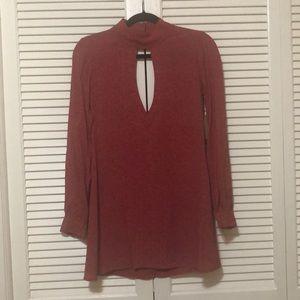 Flynn Skye red Leah dress